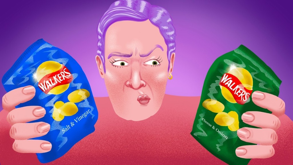 The Walkers Crisps Conspiracy That Has People Convinced We're in an Alternate Reality