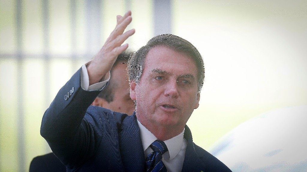 Brazil's President Says Coronavirus Is Just 'Hysteria' and Went Ahead and Fired His Health Minister