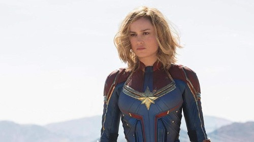 Brie Larson Was Told to Smile, So She Put Smiles onto Marvel Dudes