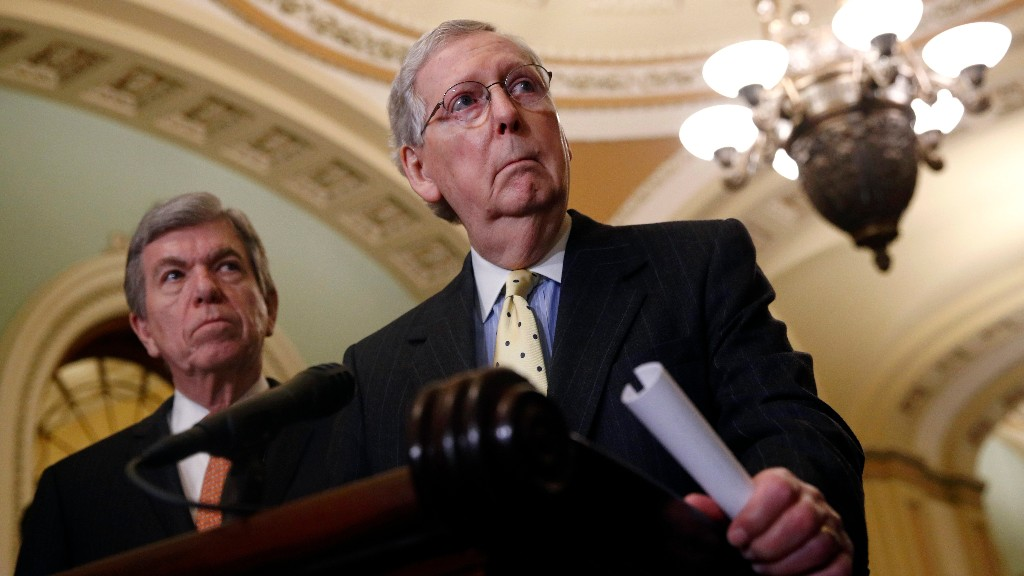 Senate Republicans just rammed through a rule to let them pack the courts even faster