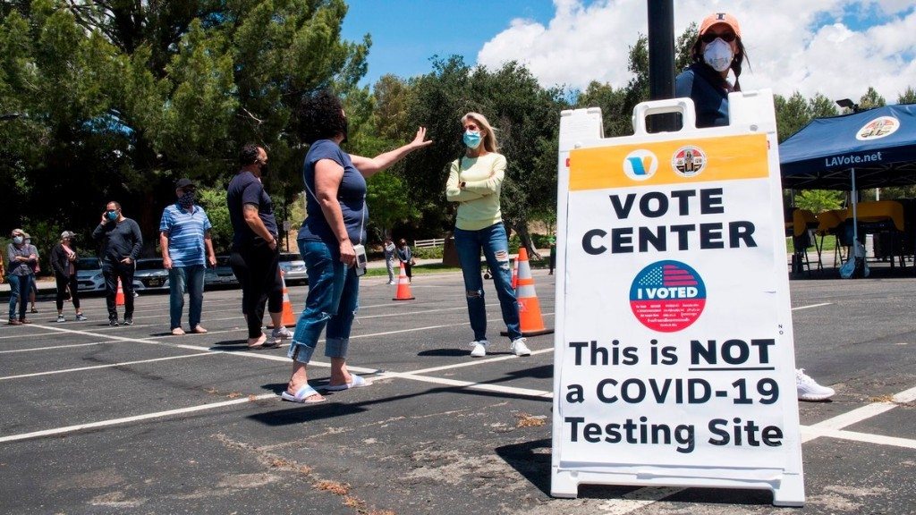Law Firms Helping the GOP Restrict Voting Rights Got Millions in PPP Loans