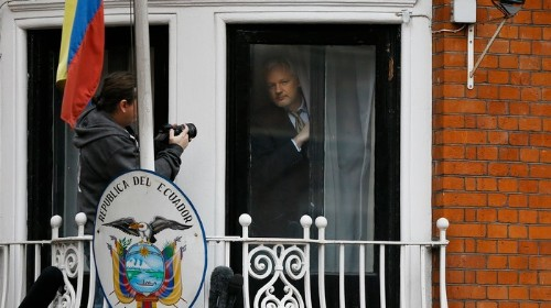 Here's why Ecuador kicked Assange out of the embassy