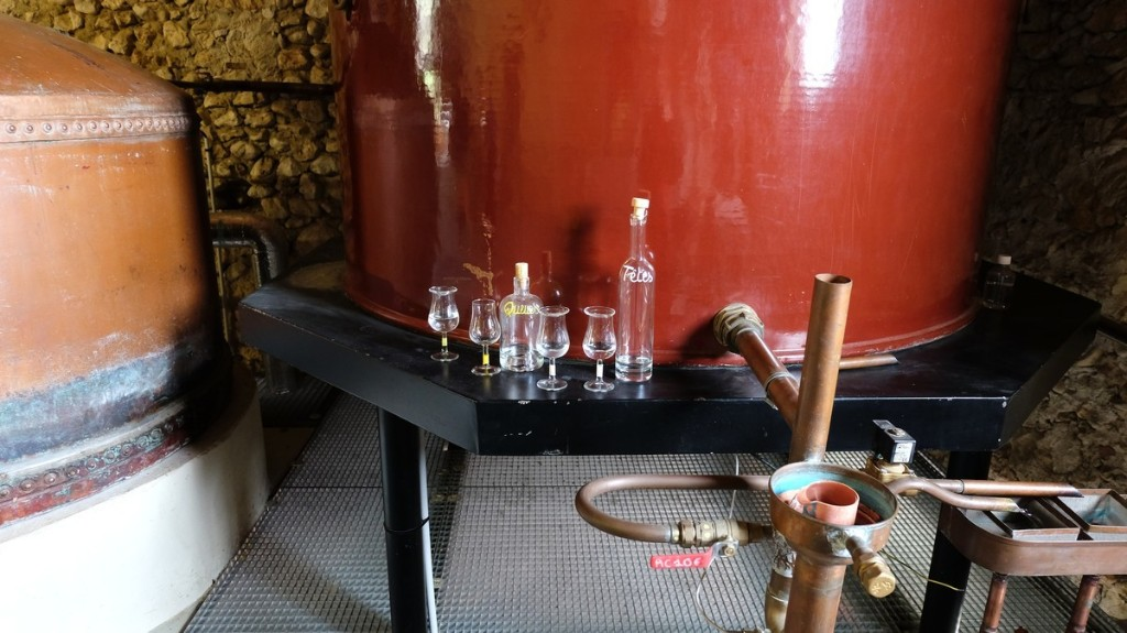 Au pied du Vercors coule un whisky cuit à petit feu
