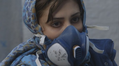 Kabul's Female Graffiti Master on the Power of Art