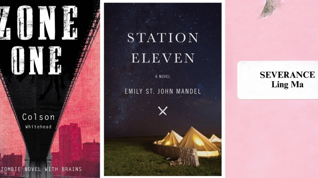5 books about pandemics to read while social distancing
