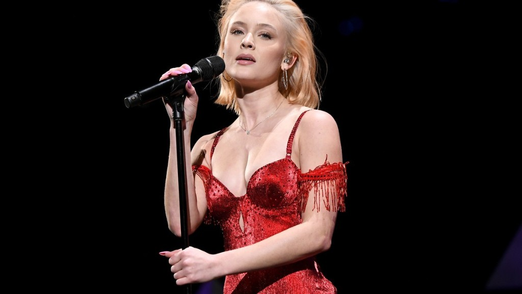 Zara Larsson Spoke out Against China. Why Won't Other Celebrities Do the Same?