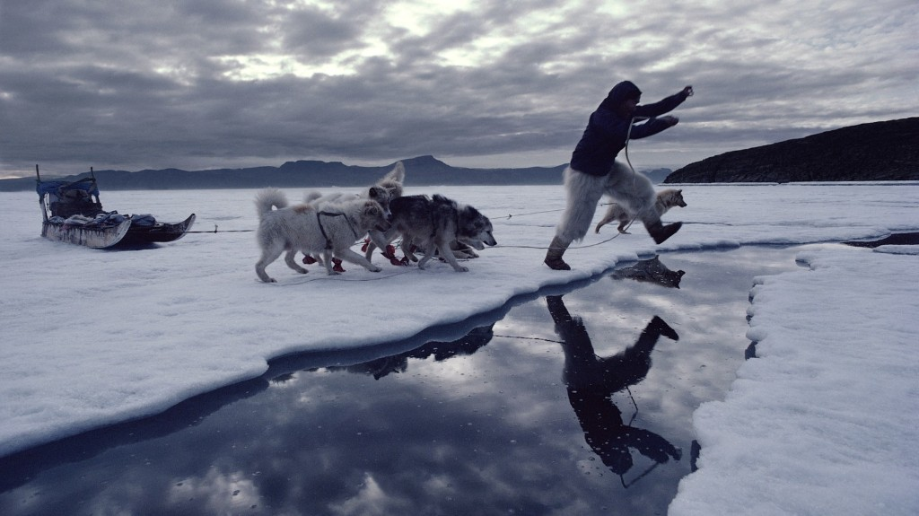 More People Are Falling Through the Arctic's Melting Ice Never to Be Seen Again