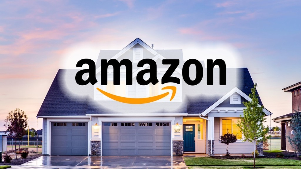 Amazon Wants to Help You Buy an Amazon House Filled With Amazon Smart Devices - VICE