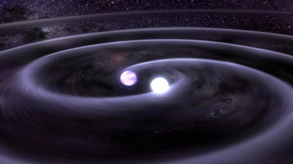 VICE - Physik-Nobelpreis bestätigt: Gravitationswellen läuten eine neue Ära der Astrophysik ein