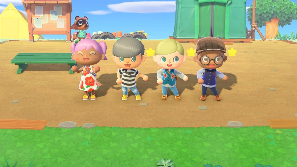 'Animal Crossing' and 'Splatoon' Communities Are Embracing Digital Protest
