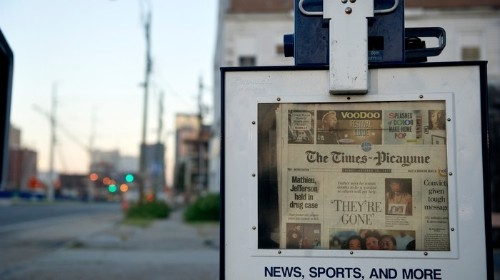 """""""We're drinking now"""": The oldest newspaper in New Orleans just fired its entire staff"""