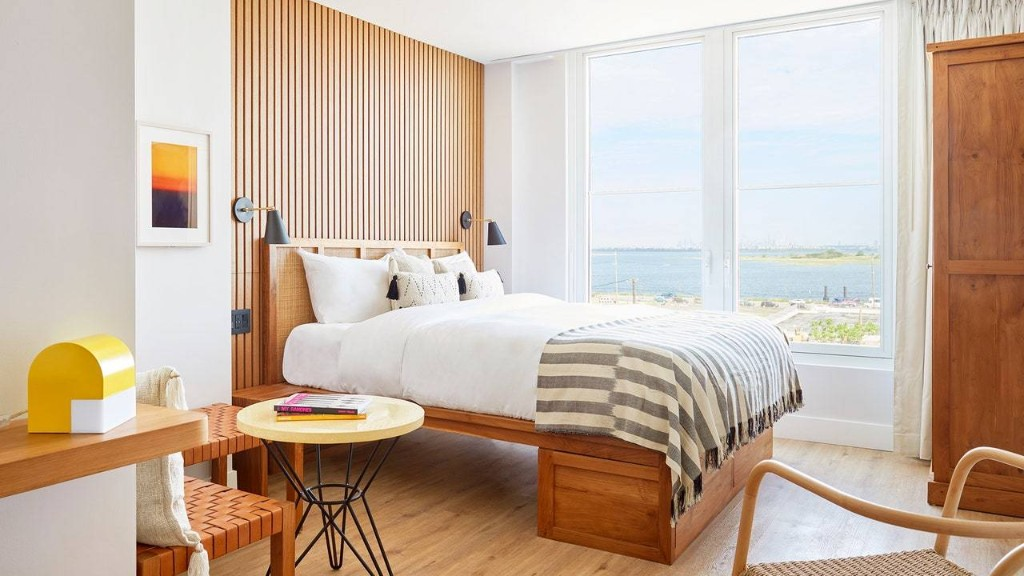 The Rockaway Hotel Is More Than Just a Summer Scene
