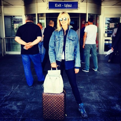 Packing Like a Princess: What Elisabeth TNT Is Wearing to Paris Fashion Week