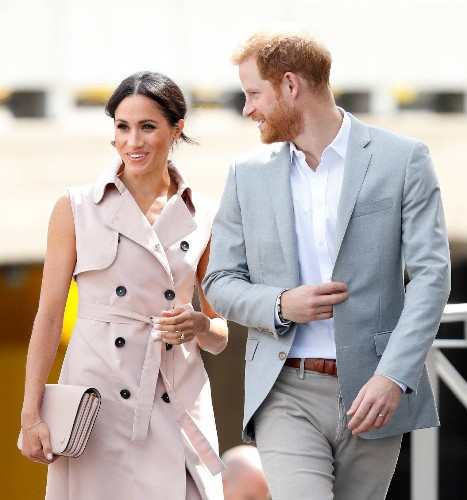 It's Official: Prince Harry and Meghan Markle Are Moving to Canada
