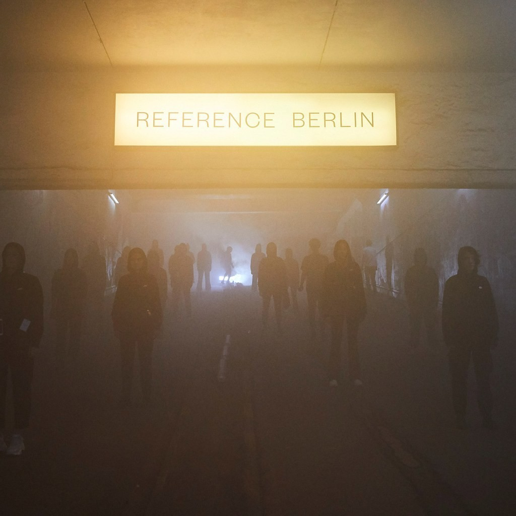 Around Berlin - Cover