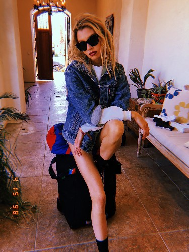 This Is How Victoria's Secret Angel Stella Maxwell Does Coachella