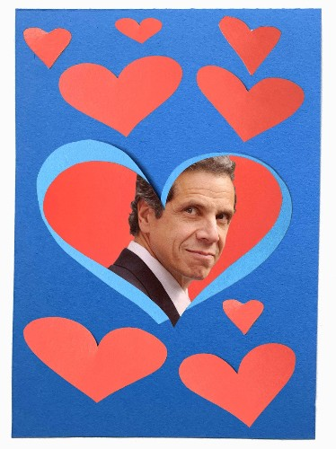 Dear Andrew Cuomo, I Want to Be Your First Lady
