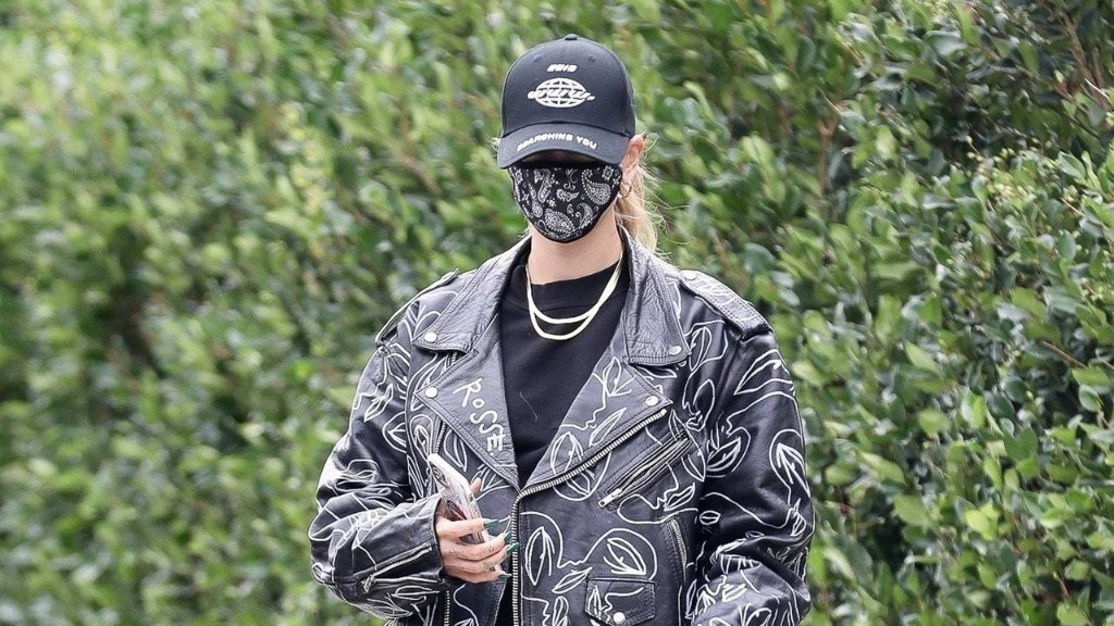 Hailey Bieber's Latest Look Channels Her Husband