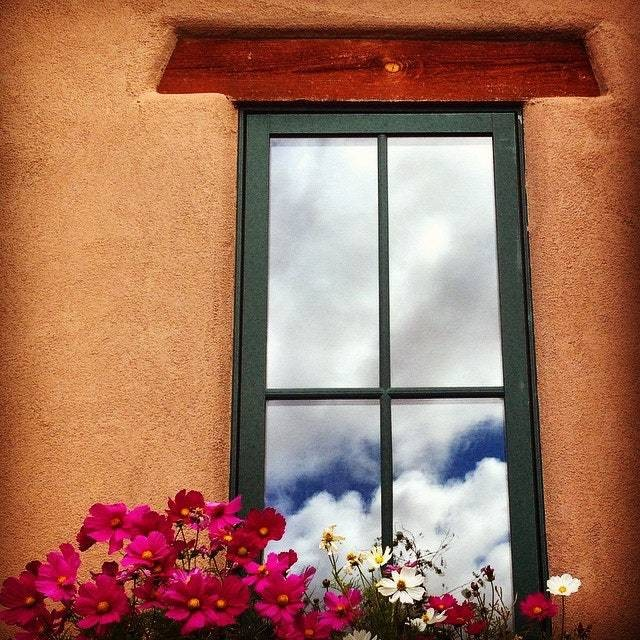 Window Boxes in Bloom from Nantucket to New Mexico