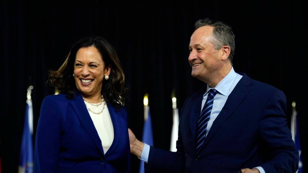 The 9 Things We Know About Kamala Harris's Husband