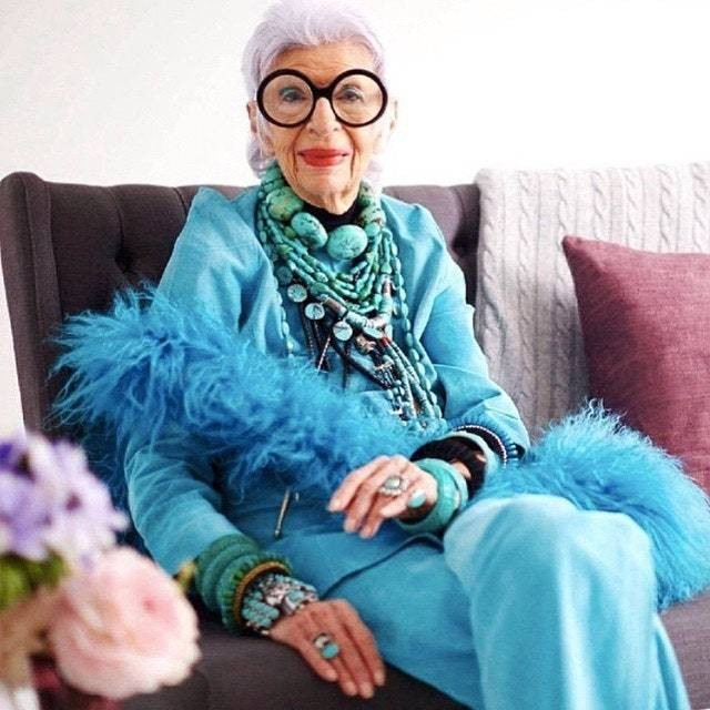 8 Senior Style Muses You Need to Follow Now