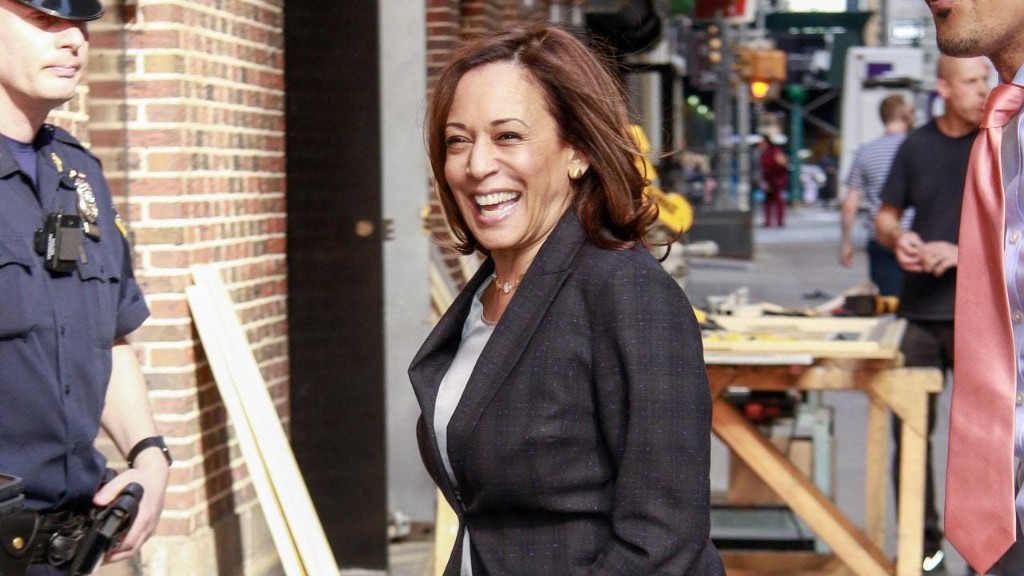 Does Kamala Harris's Style Reflect Anything About Her Politics?