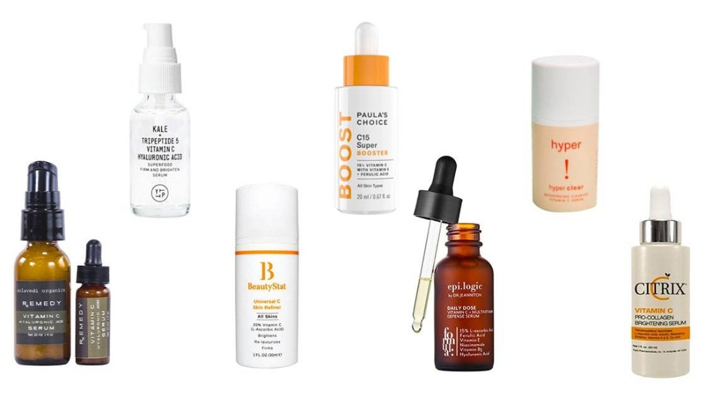 The Best Vitamin C Serums for a Brighter Complexion