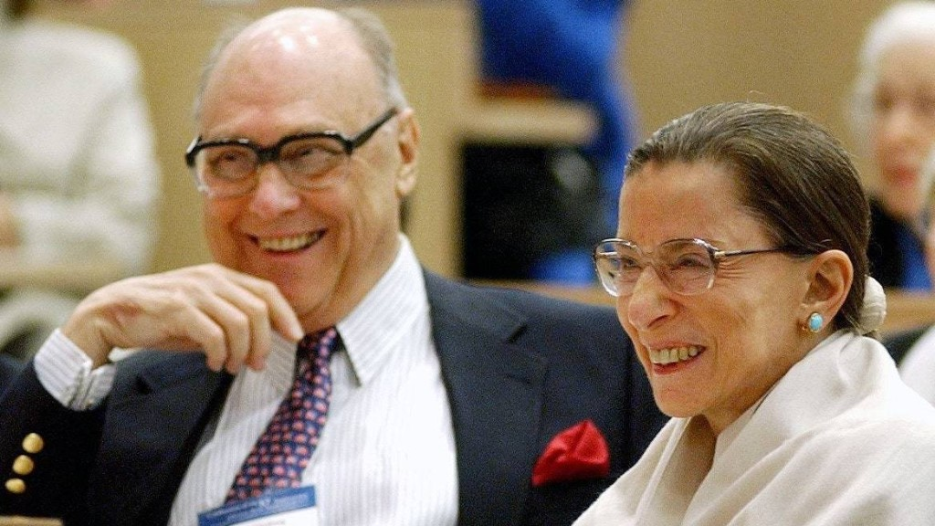 May Every Woman Find Her Marty Ginsburg