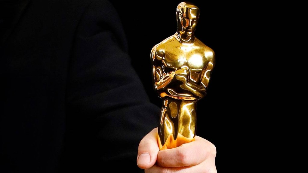 The Oscars cover image