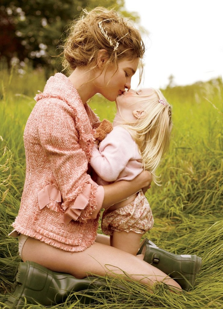 Baby - Magazine cover