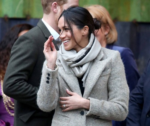 Meghan Markle Has a New Hairstyle—and It's Breaking The Royal Beauty Rules