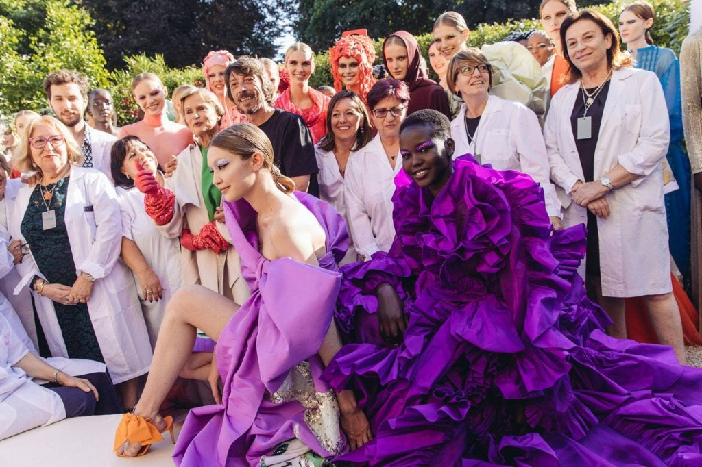 The Paris Haute Couture Shows Will Go Digital This July