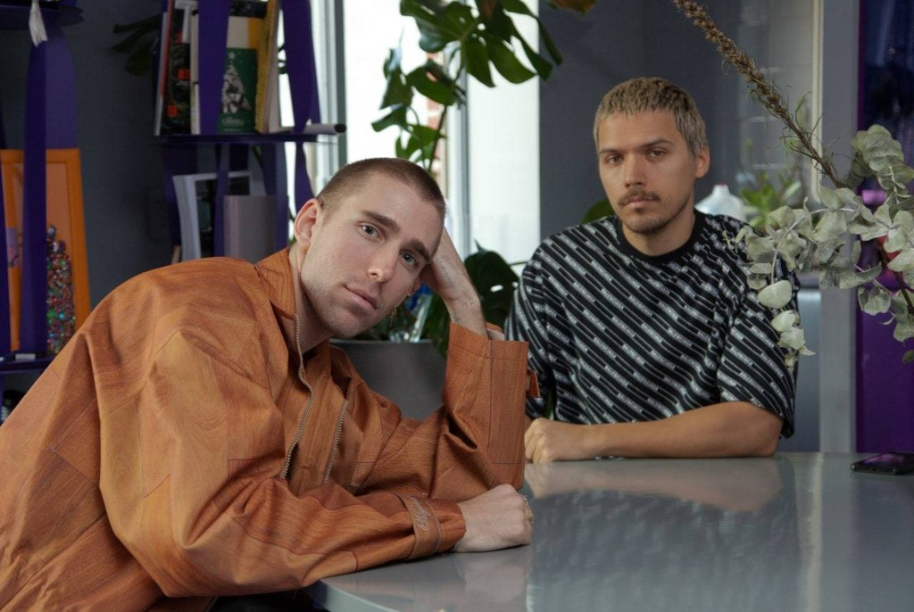 Harry Nuriev and Tyler Billinger Are the Couple Behind Some of Fashion's Buzziest Collaborations