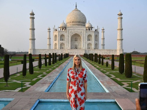 What Exactly Is Ivanka Trump Doing in India?