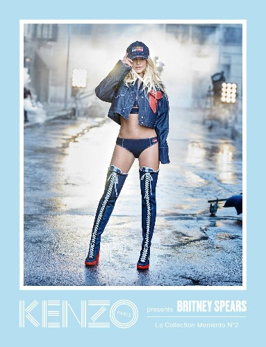 Britney Spears Talks About Her New Campaign for Kenzo and How She Defines Mom Fashion