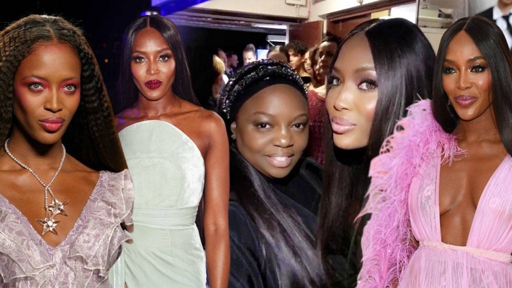 Naomi Campbell on Becoming the New Global Face of Pat McGrath Labs—and Why It's an Important Milestone in Their Iconic Friendship