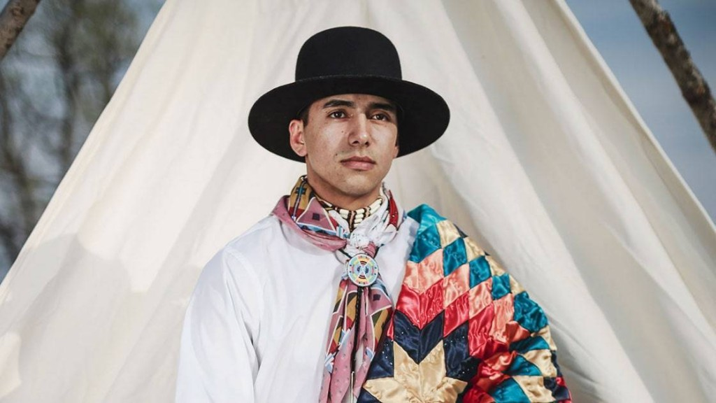 Native American Fashion Influence - cover