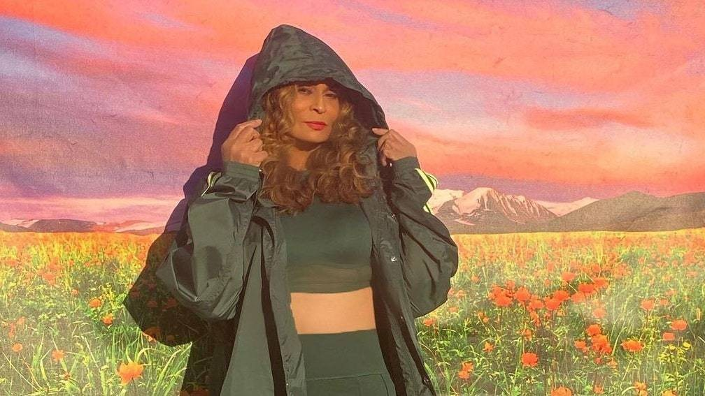 Tina Knowles Proves She's Ivy Park's Biggest Fan