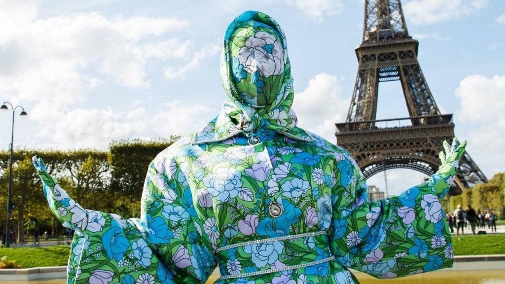 Cardi B Wins Paris Fashion Week With Her Boldest Look Yet