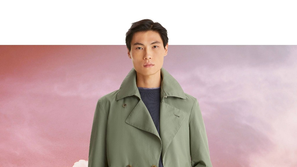 Canali Spring 2021 Menswear Collection
