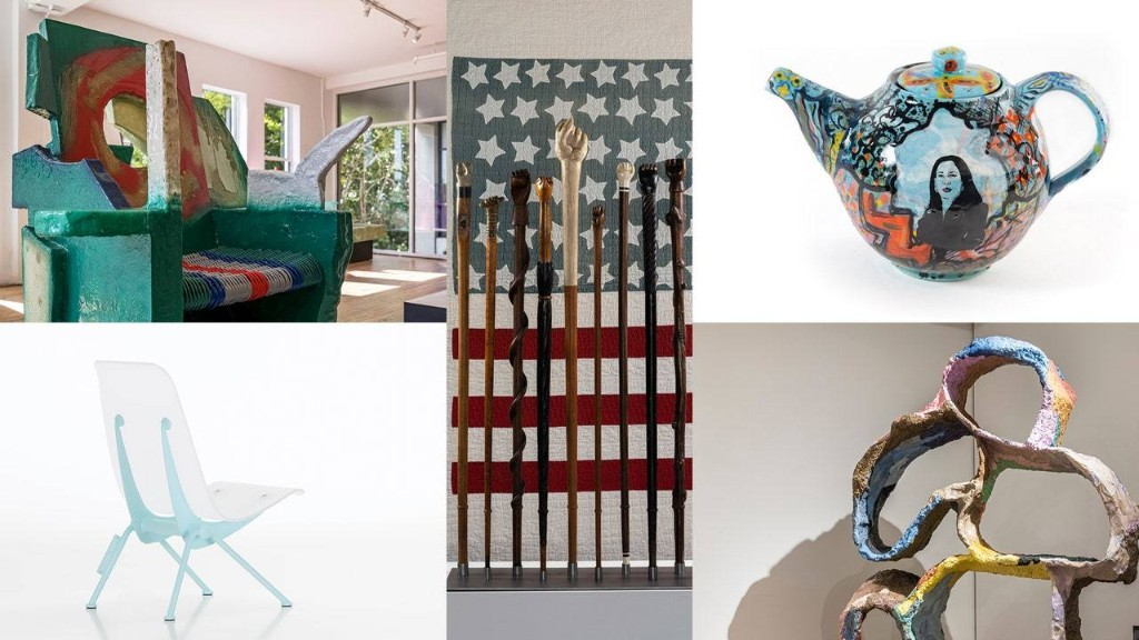 5 of the Most Fascinating Objets d'Art From Design Miami