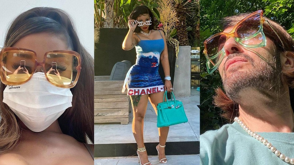 Now Is the Time for Big, Loud, Fun Sunglasses