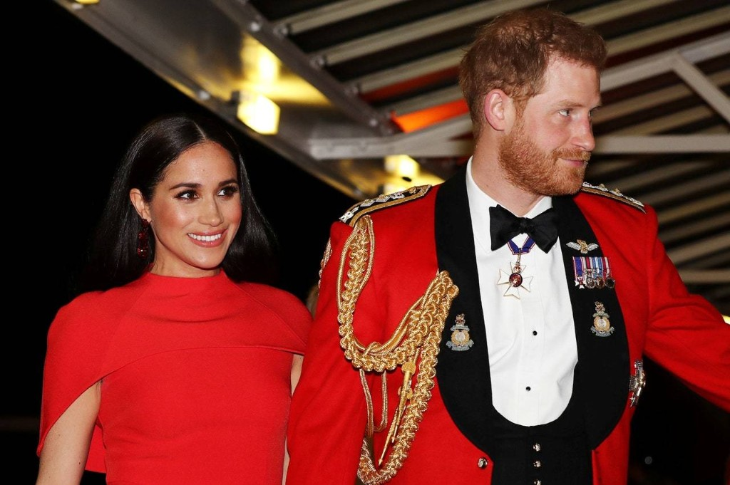 Prince Harry and Meghan Markle's Post-Royal Plan Is Starting to Emerge