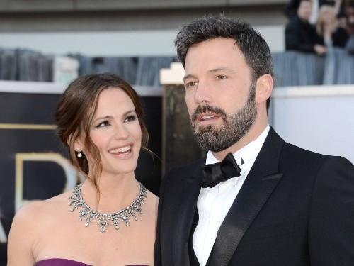 Ben Affleck Regrets—Present Tense—His Divorce From Jennifer Garner