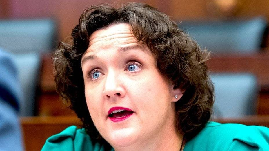 Watching Representative Katie Porter Grill Trump Administration Officials Is Still My Favorite Pandemic Pastime