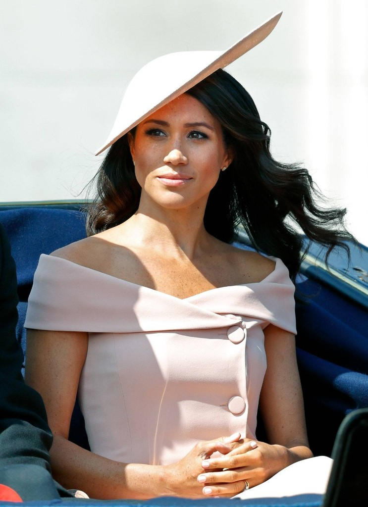 Meghan Markle Speaks Out About the Death of George Floyd and the Black Lives Matter Movement
