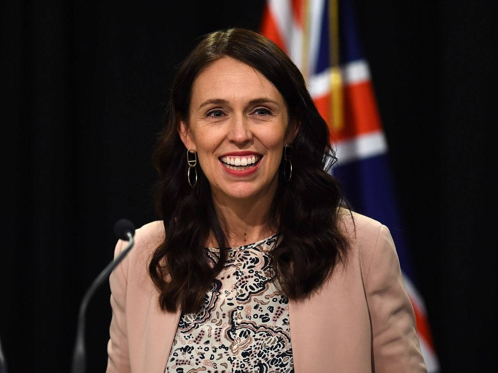 Unshaken by an Earthquake, Jacinda Ardern Continues to Be Our Coolest World Leader