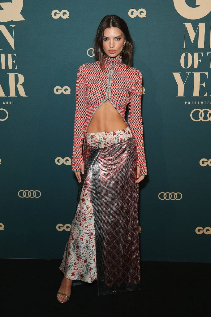 Can Bohemian Style Be Sexy? Emily Ratajkowski Says Yes, It Can