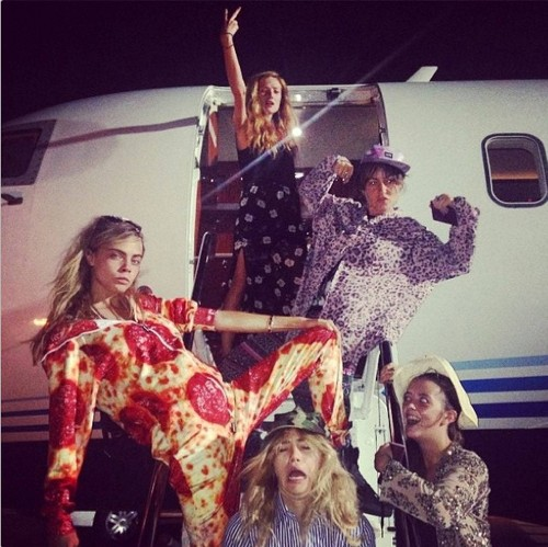 Celebrities and Onesies: The Cozy Cold Weather Trend to Try Now