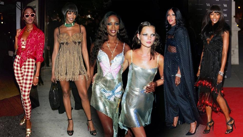 At 50, Naomi Campbell Remains at the Pinnacle of Supermodel Style